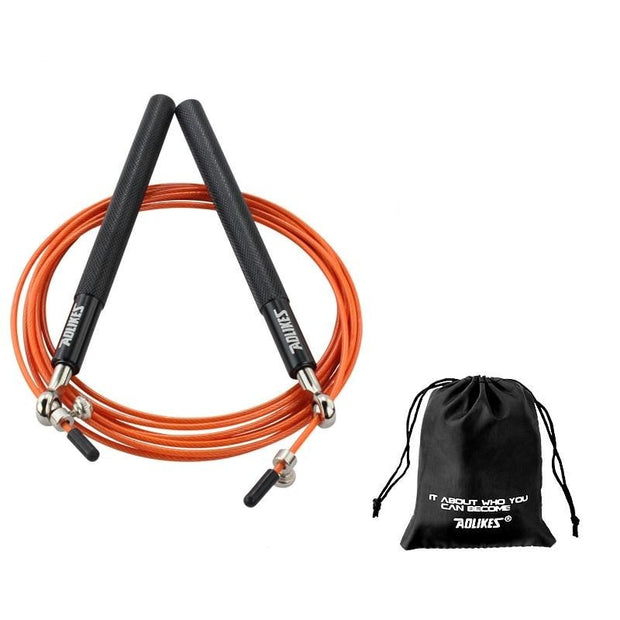 AOLIKES 1PCS Crossfit Speed Jump Rope