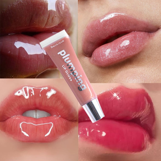 plumping gloss for hydrating, nourishing, invigorating your lips
