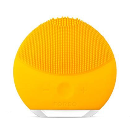 Foreo Luna Mini 2 Facial Cleansing Yellow Brush