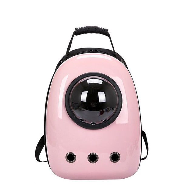 Space Capsule Dog Cat Small Animals Travel Bag