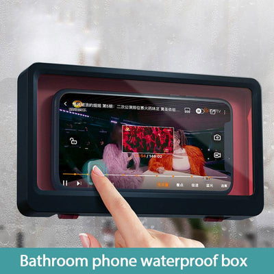 Wall-Mounted Phone Case