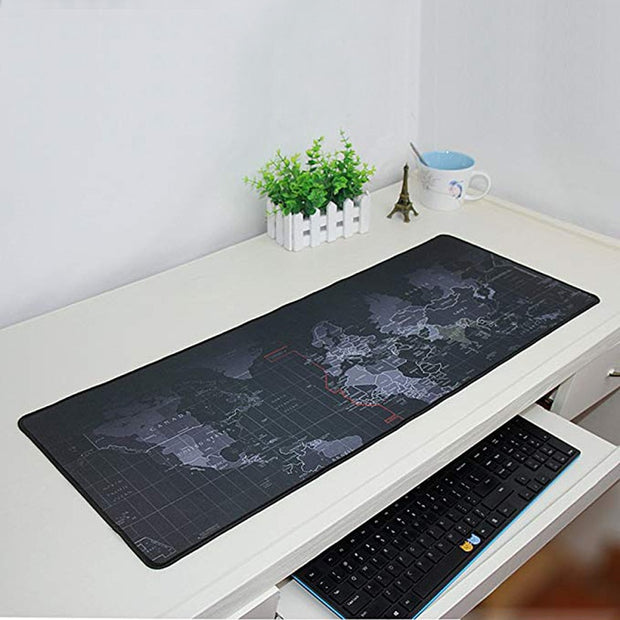 World Map Gaming Pad