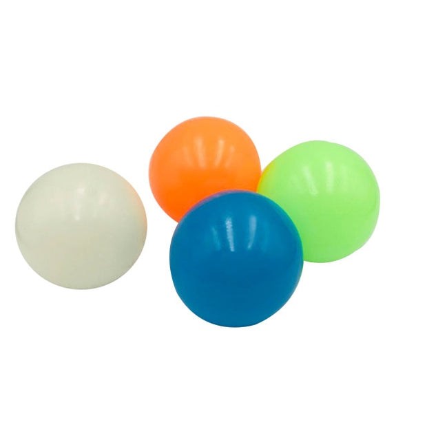 stress ball four colors