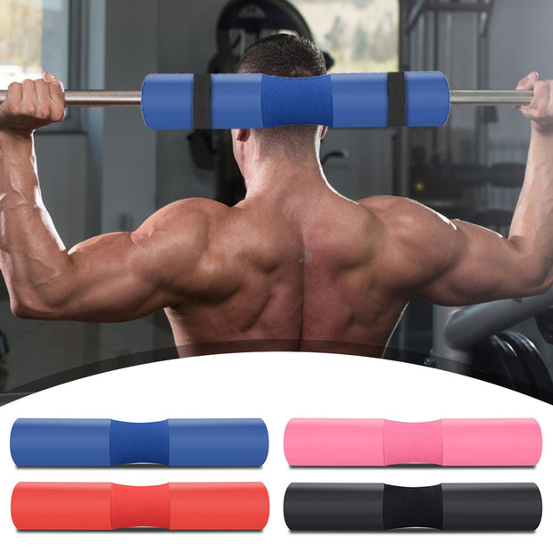 Multi-functional Barbell Bar Protective Foam