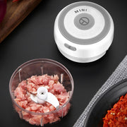 Buy Mini Food Processor Electric Garlic Chopper