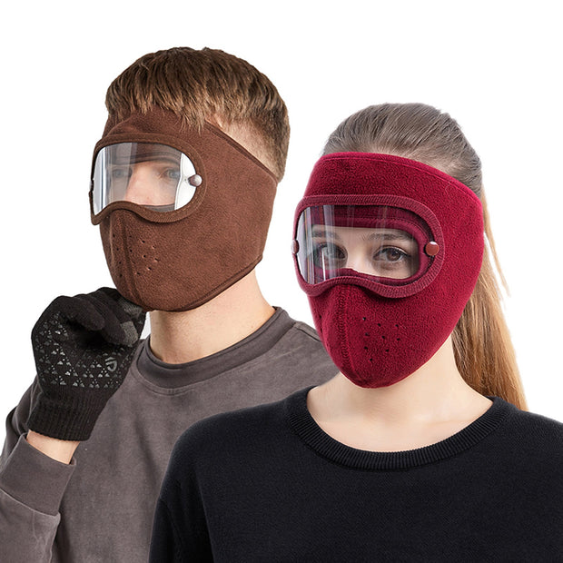Anti-Fog Winter Mask for Men and Women