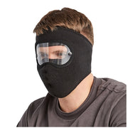 Anti-Fog Winter Mask black color for Men
