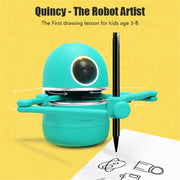 Kids Pictures Drawing Robot