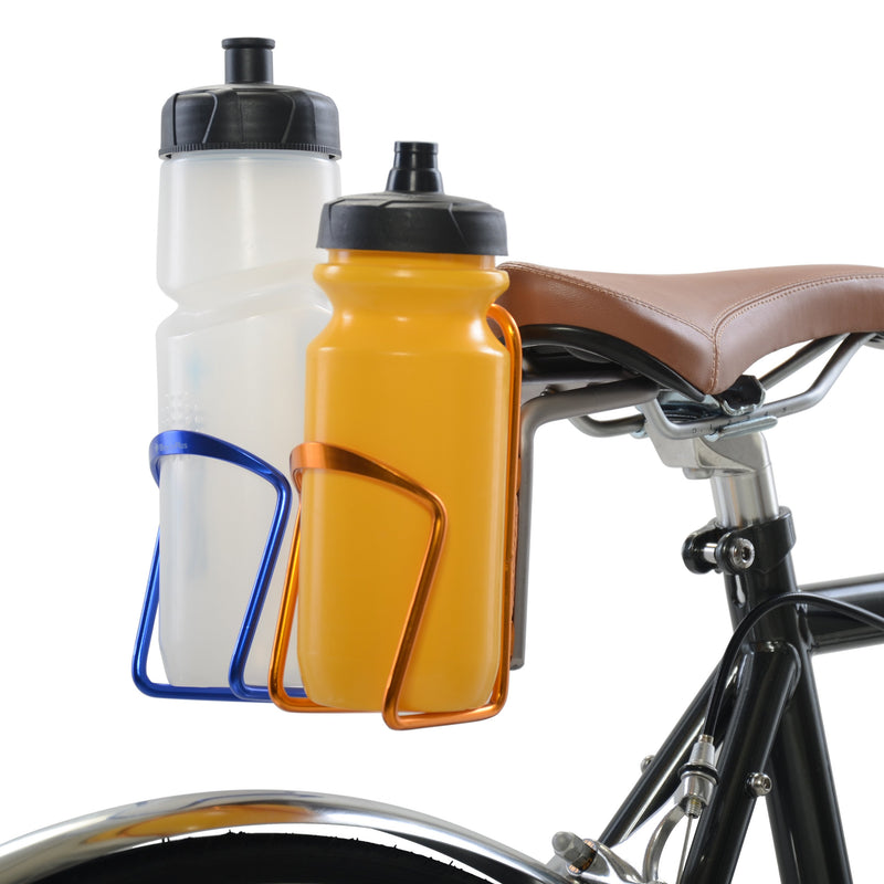 SBH-300 Saddle Water Bottle Cage Mount for 2 Cages
