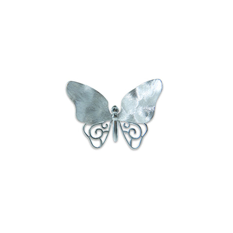 Butterfly Sterling Sliver Brooch