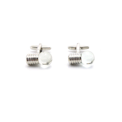 Light Bulb Cufflinks