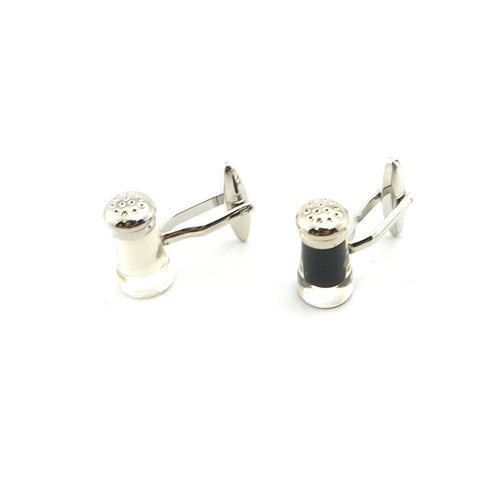 Salt & Pepper Shaker Cufflinks