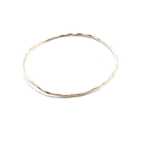 Branch Sterling Silver Bangle