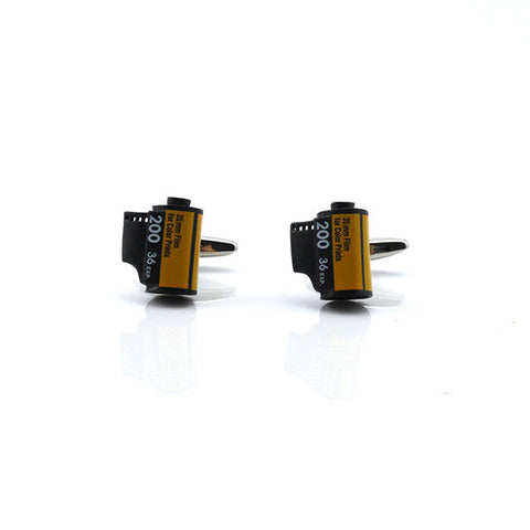 35mm Film Cufflinks