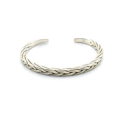 The Pointy Sterling Silver Bangle