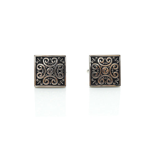 Exquisite Square Classic Cufflinks