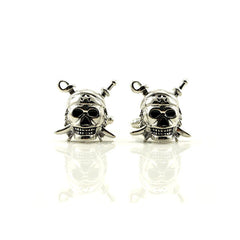 Pirate Skull Cufflinks