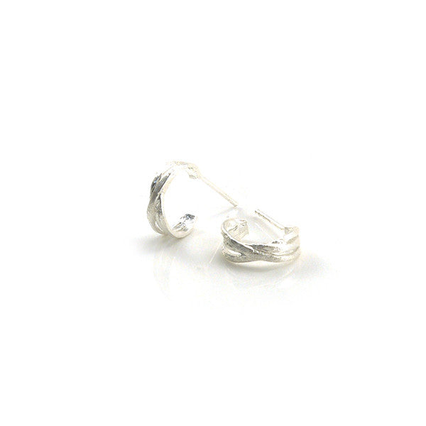 Trio small circle Sterling Silver Studs