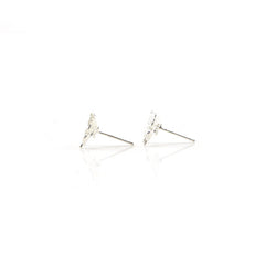 Mini Butterfly Sterling Silver Studs