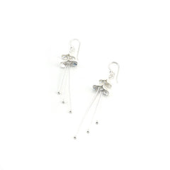 Windchime Sterling Silver Earrings