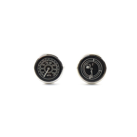 Car Gas & Meter Panel Cufflinks