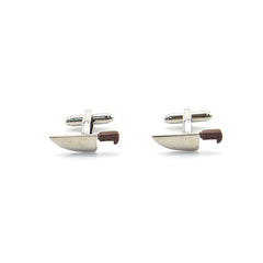 Chef Knife Cufflinks