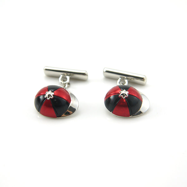 Jockey Hat Cufflinks