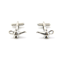 Aladdin's Lamp Cufflinks