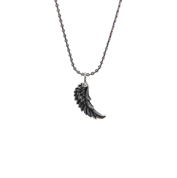 Wing Sliver Necklace