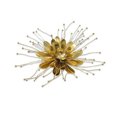 Small Flowery Brooch