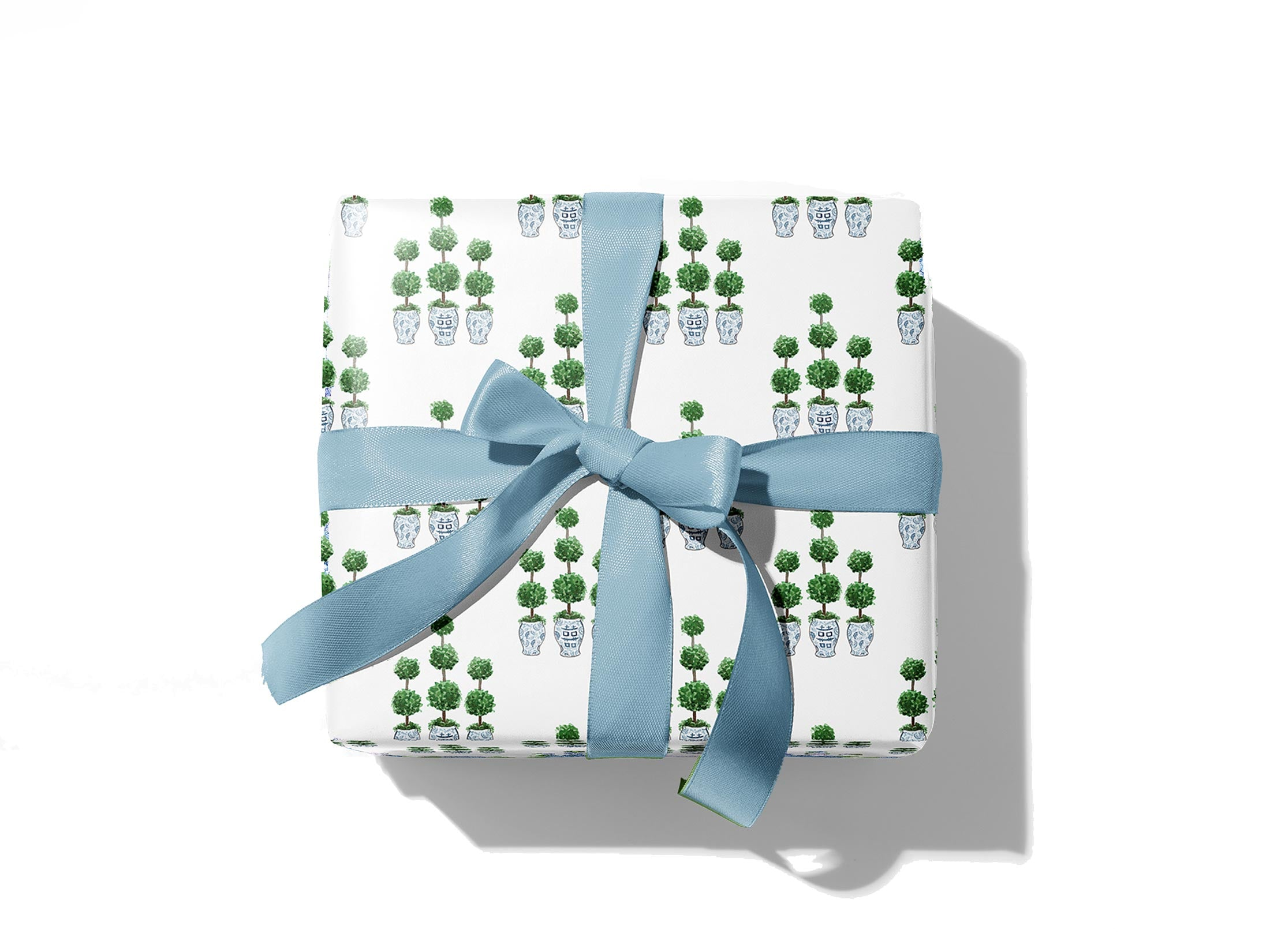 Topiary Gift Wrap Sheets