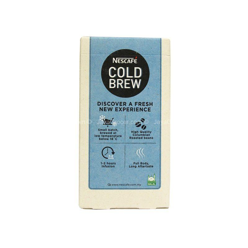 Nescafe Cold Brew Pure Black 1.8g x 10