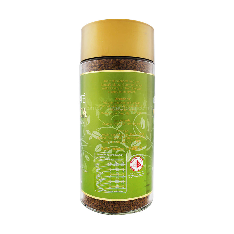 Boncafe Mocca Gourmet Freeze-Dried Instant Coffee 200g