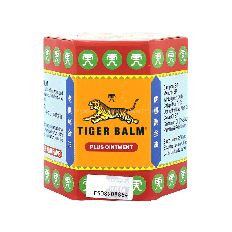 Tiger Balm Plus Ointment 30g