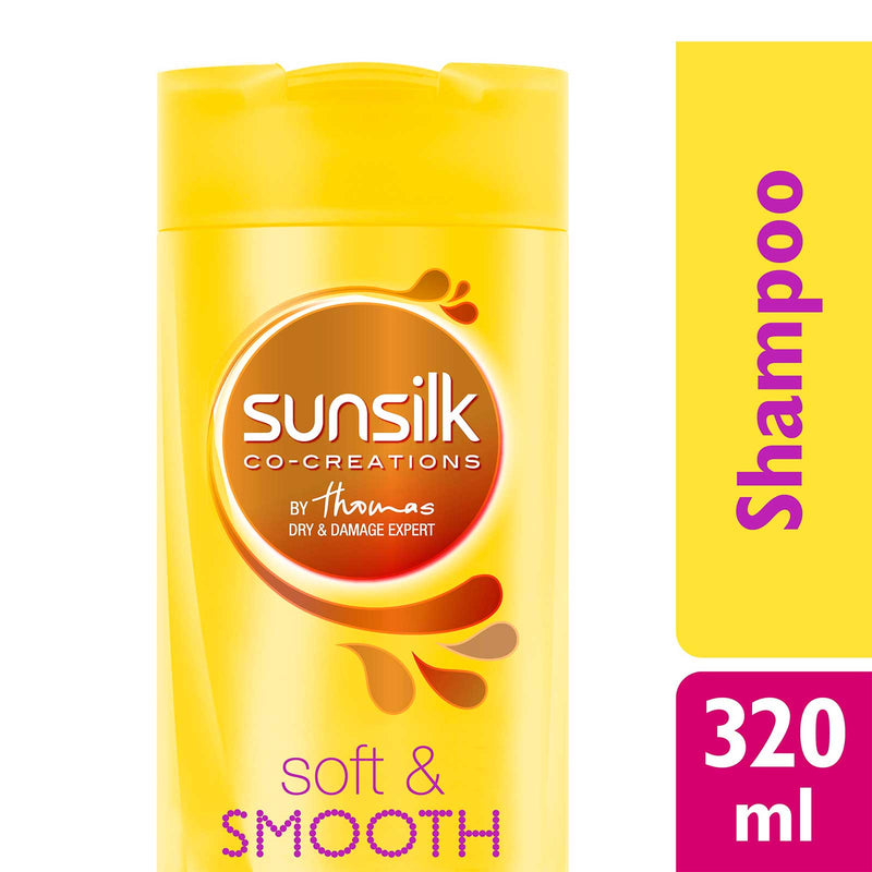 Sunsilk Soft & Smooth Shampoo 320ml