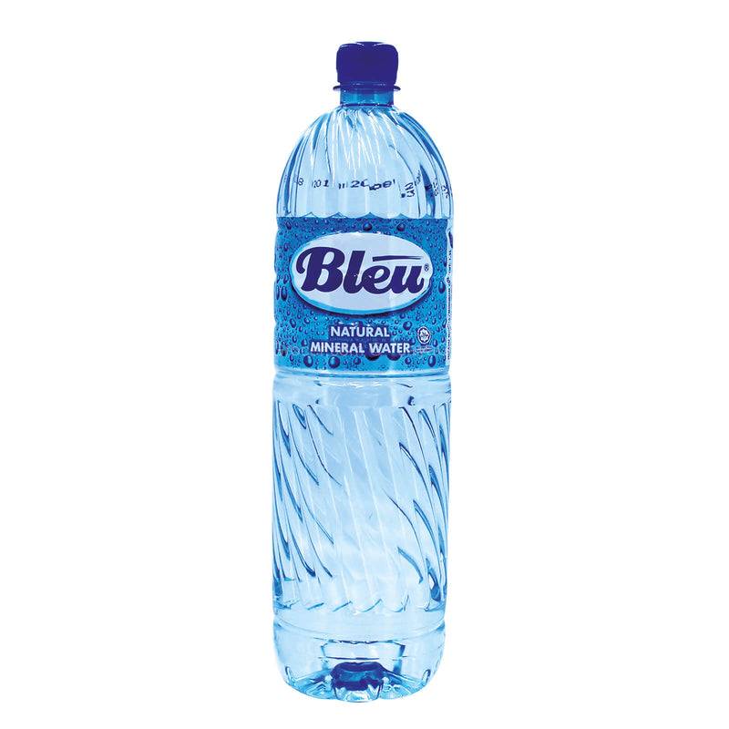 Bleu Natural Mineral Water 1.5L