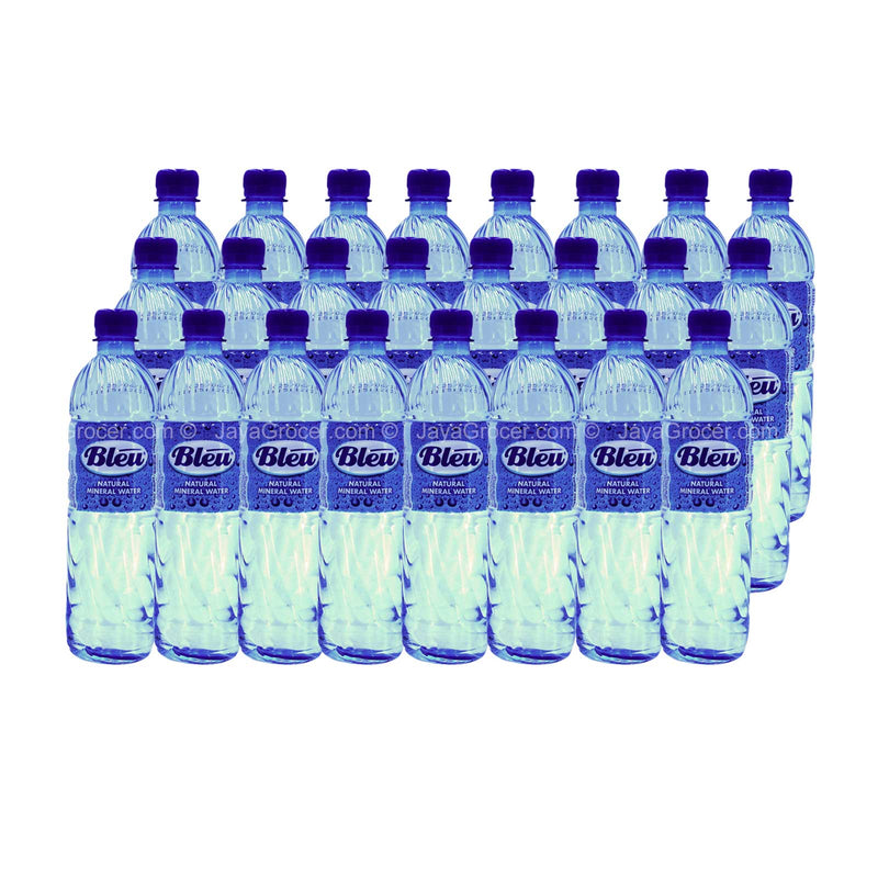 Bleu Natural Mineral Water 600ml