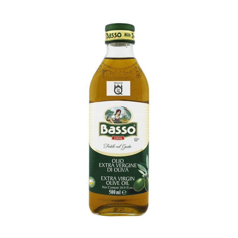 Basso Extra Virgin Olive Oil 500ml