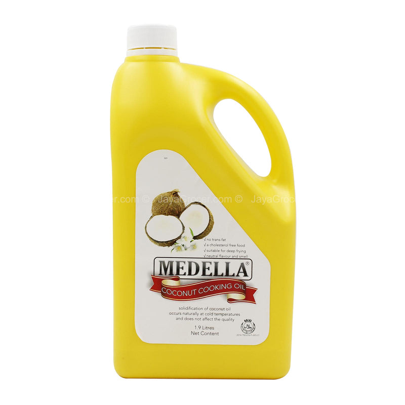 Medella Coconut Cooking Oil 1.9L