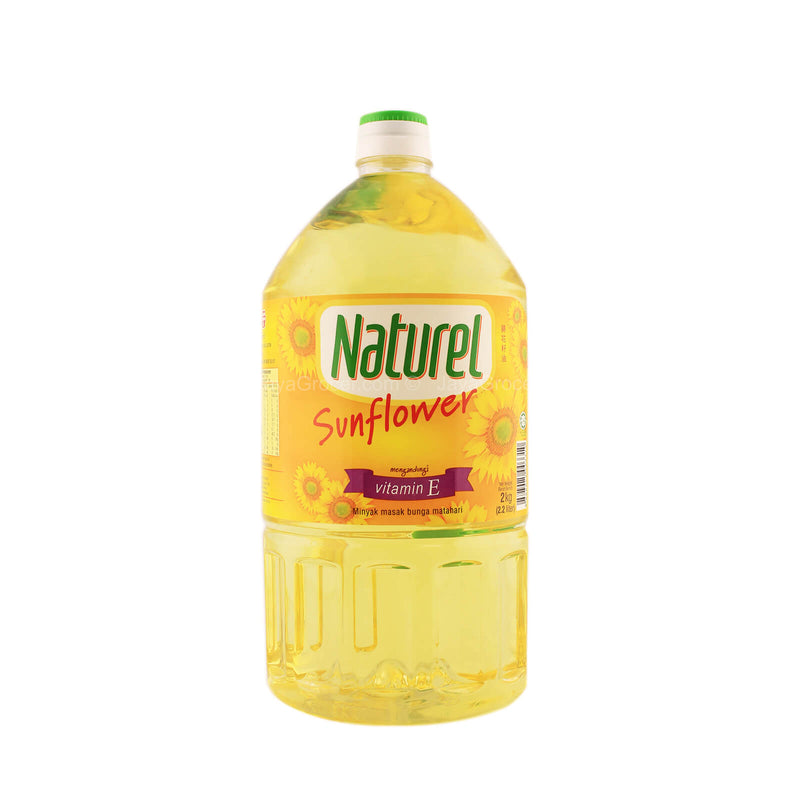 Naturel Sunflower Cooking Oil 2kg