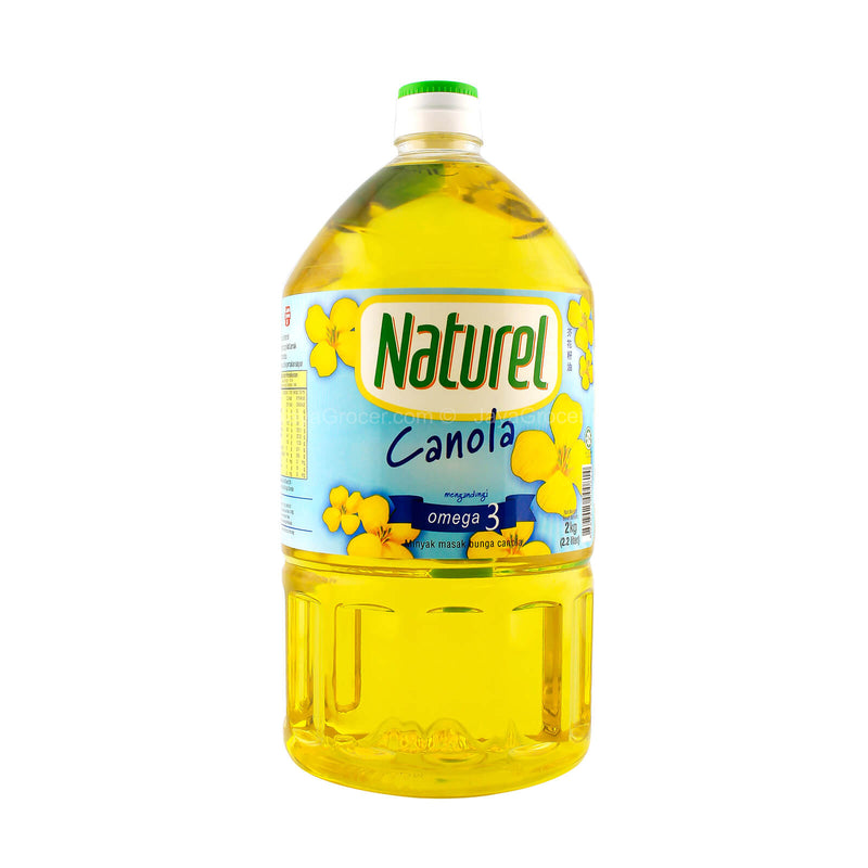 Naturel Canola Cooking Oil 2kg