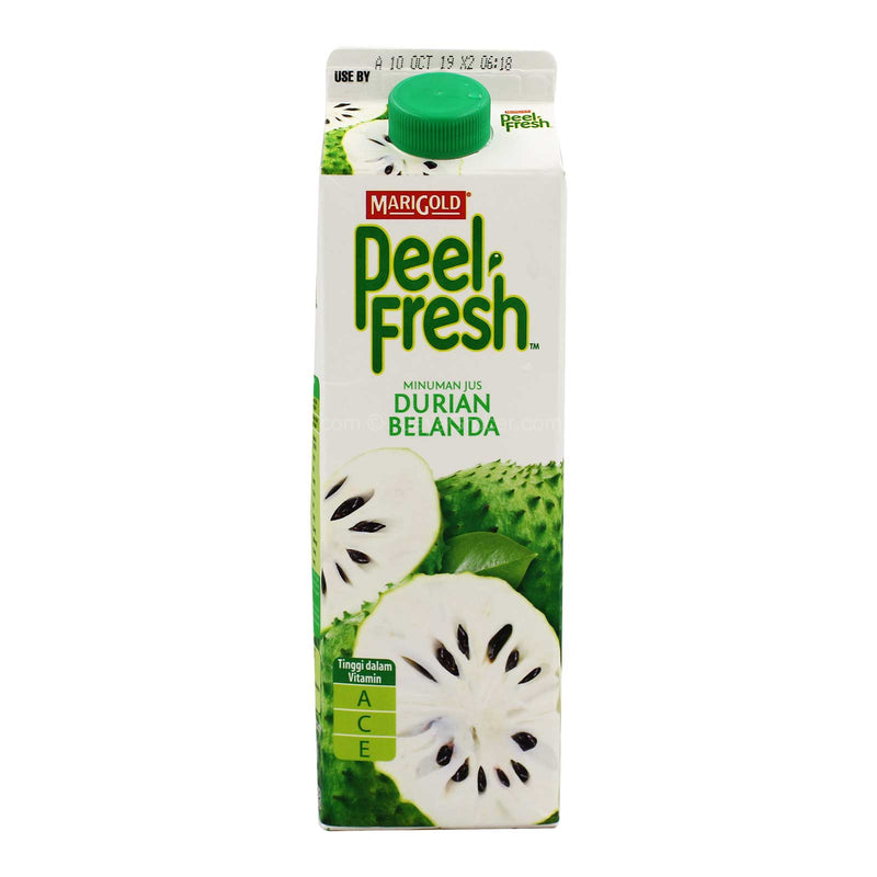 Marigold Peel Fresh Soursop Juice 1L