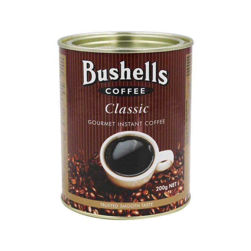 Bushells Coffee Classic Gourmet Instant Coffee 200g