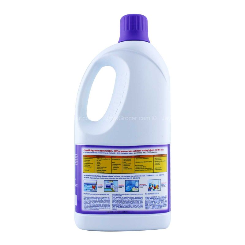 Clorox Clean-Up All-Purpose Cleaner Lavender with Bleach 2L