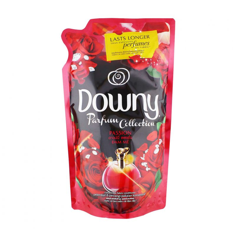 Downy Parfum Collection Passion Concentrate Fabric Softener Refill 1.5L
