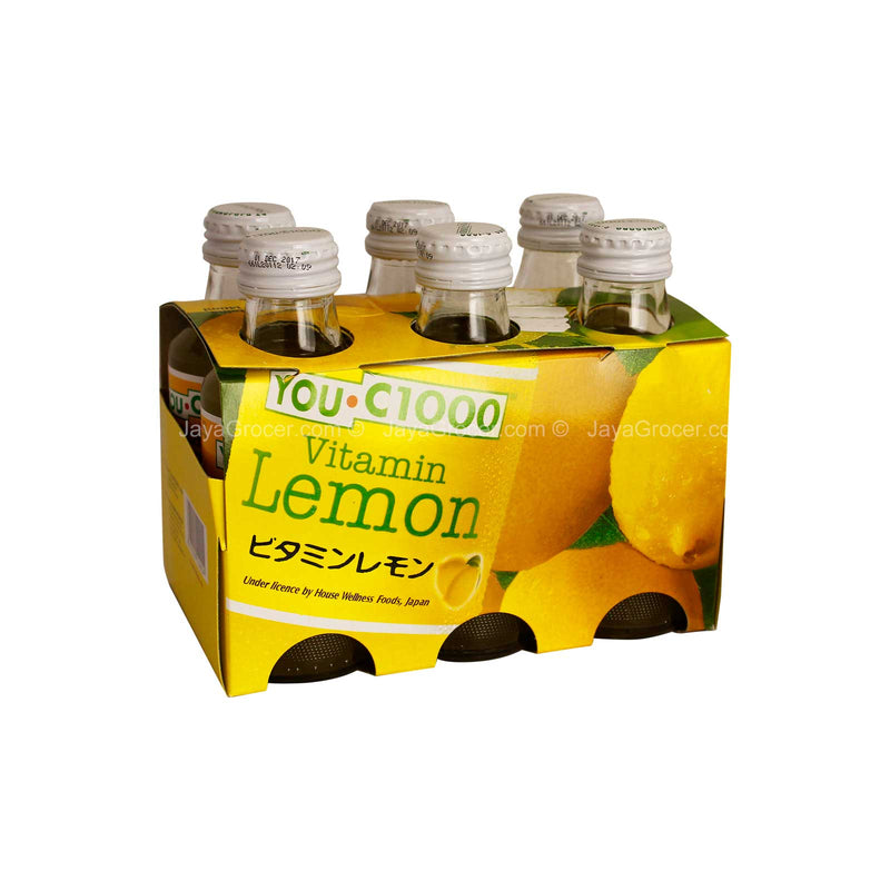 You C1000 Vitamin Lemon Juice 140ml