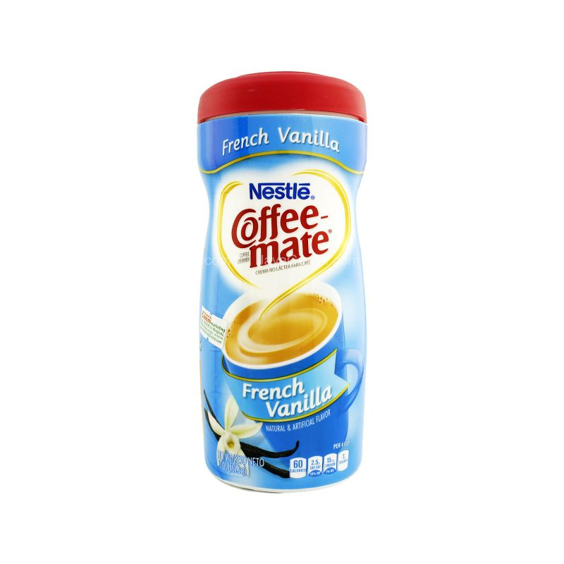 Coffee-mate French Vanilla Coffee Creamer 425.2g