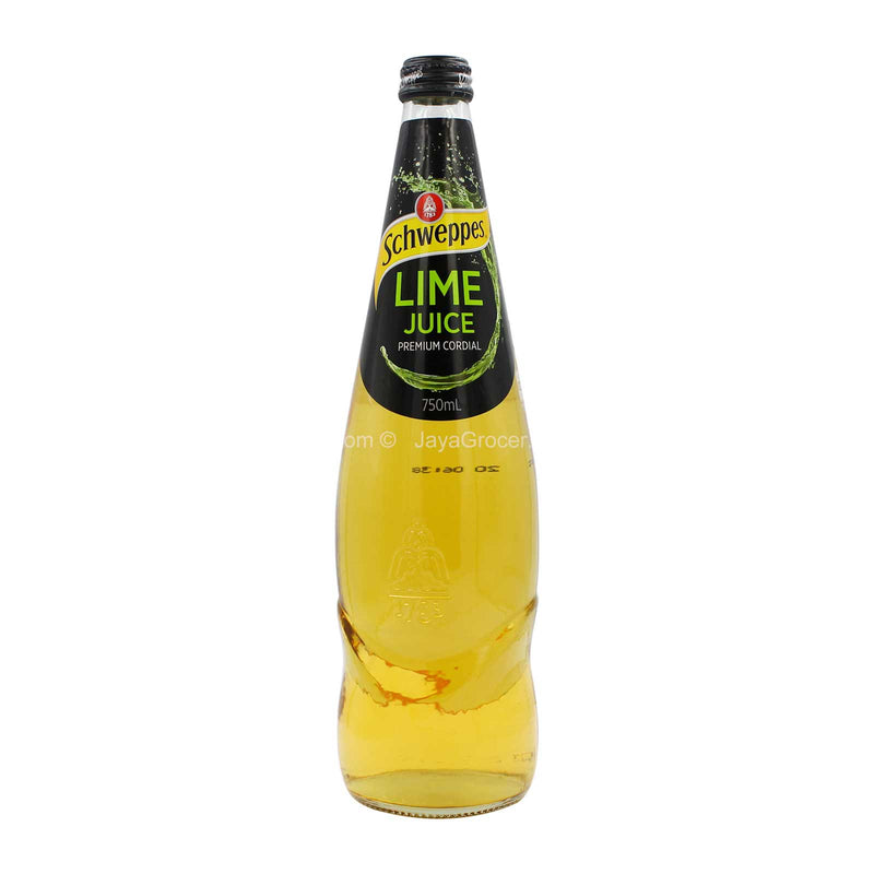 Schweppes Lime Juice Cordial 750ml
