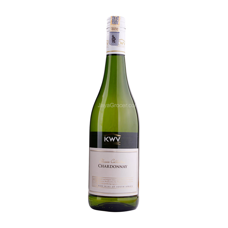 KWV Classic Collection Chardonnay Wine 750ml