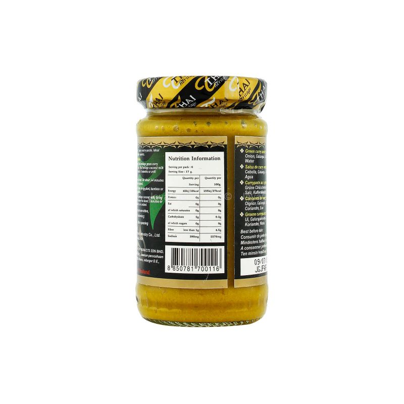 Thai Heritage Green Curry Paste 115g